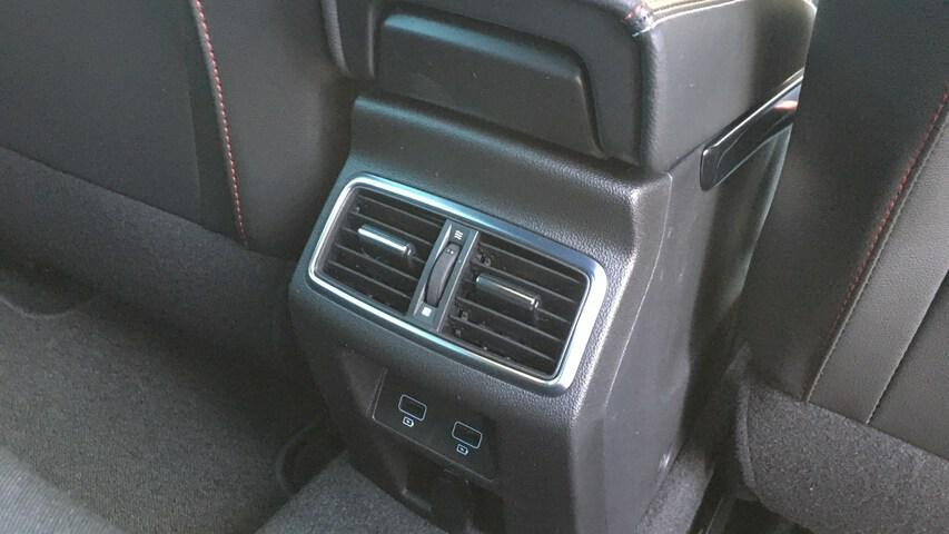 Inside Mégane Diesel  ROJO DESEO