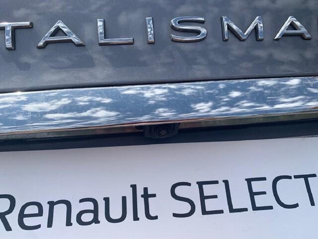 Inside Talisman Sport Tourer Diesel  Gris Casiopea