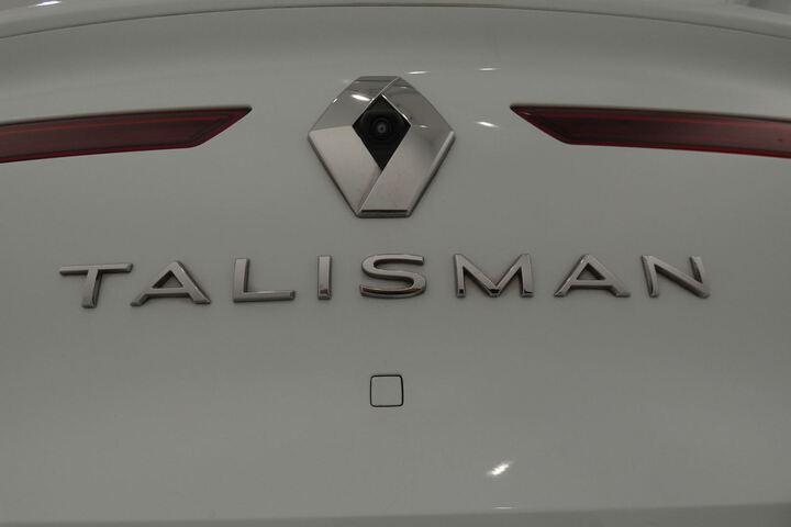Inside Talisman Diesel  Blanco Glaciar