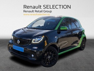 SMART - Forfour Electric Drive