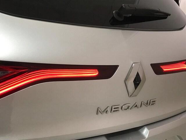 Outside Mégane Sport Tourer Diesel  Gris Platino