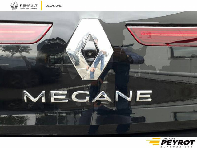MÉGANE SL Edition One NOIR ETOILE