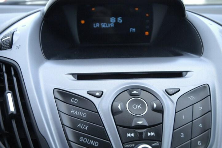 Inside B-Max Diesel  GRIS