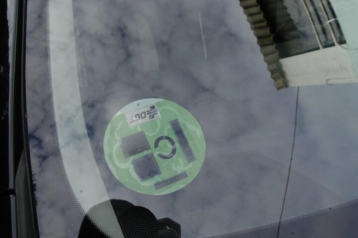 Outside Avensis  NEGRO