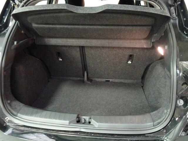 Inside Micra Diesel  Enigma Black