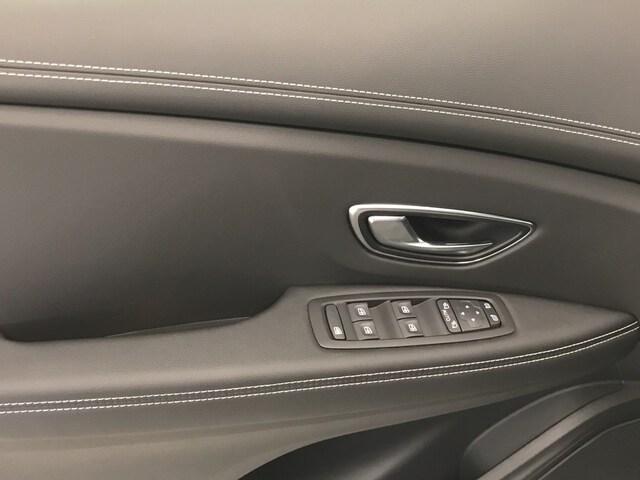 Inside Grand Scénic Diesel  Gris Casiopea
