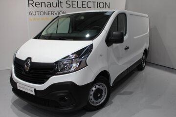 RENAULT - Trafic Furgón Diesel