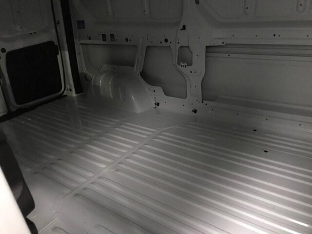 Inside Trafic Furgón Diesel  Blanco Glaciar