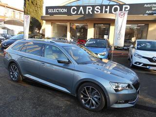 SKODA Superb III 2016 Wagon 02126004_VO38043211
