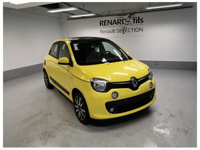 Twingo  jaune