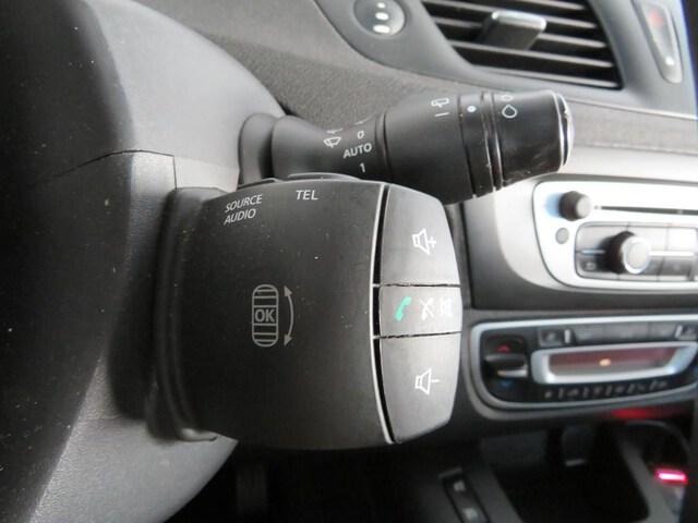Inside Grand Scénic Diesel  Marrón Moka