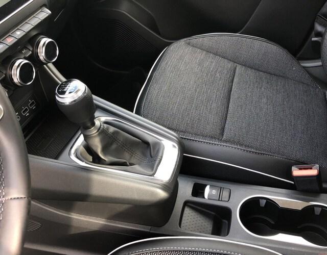 Inside Captur Diesel  Azul Celadon techo N