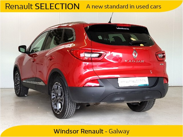 Exterior KADJAR  Red