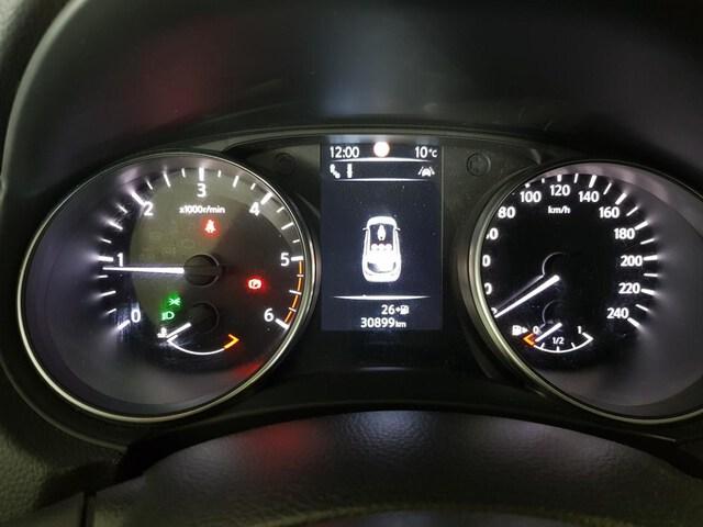 Inside Qashqai Diesel  Blanco Perlado