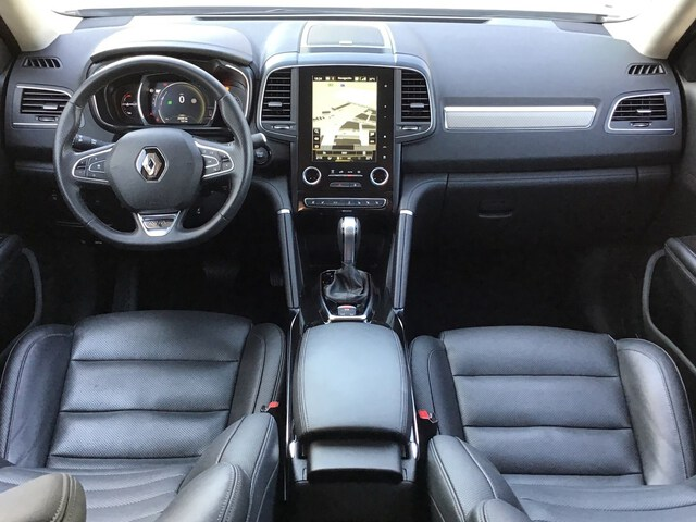 Inside Koleos Diesel  Blanco