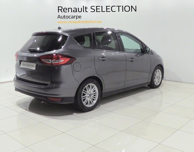 Outside C-Max Diesel  Gris Techno