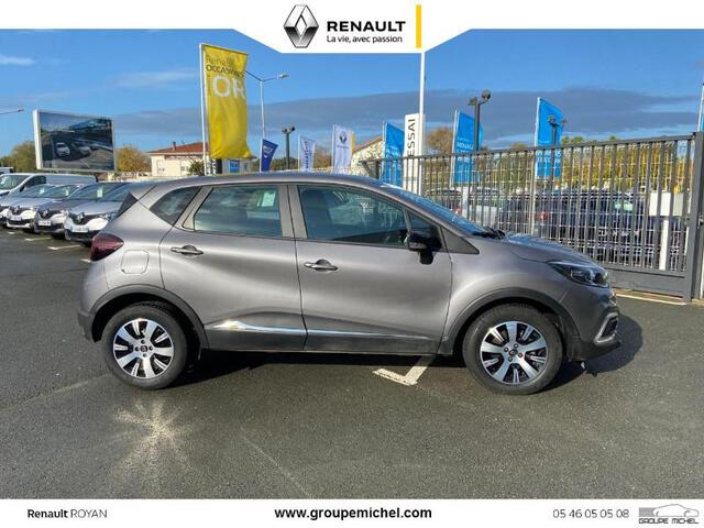 CAPTUR Business GRIS CASSIOPEE