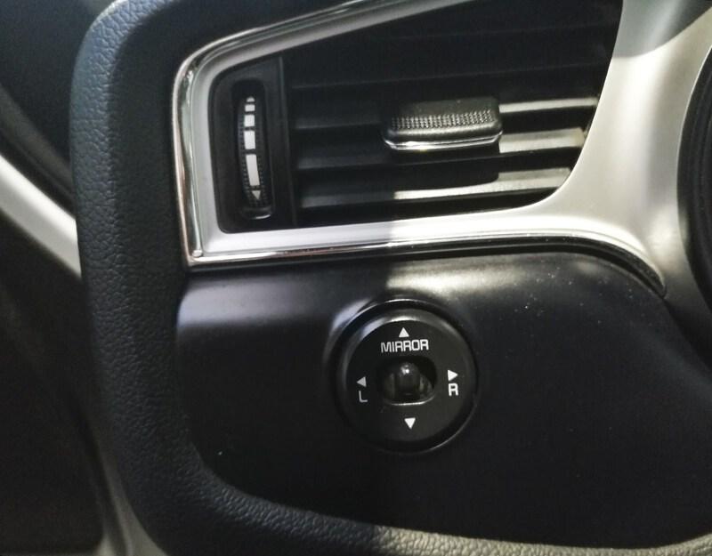Inside Cee'd Diesel  Black Pearl