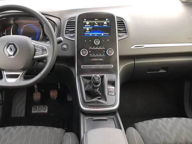 Inside Scénic Diesel  Azul