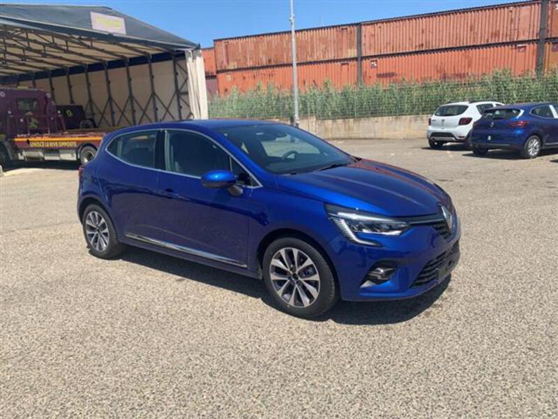 Clio V 2019 Metallizzata Blu