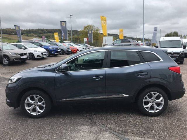 KADJAR Business GRIS TITANIUM