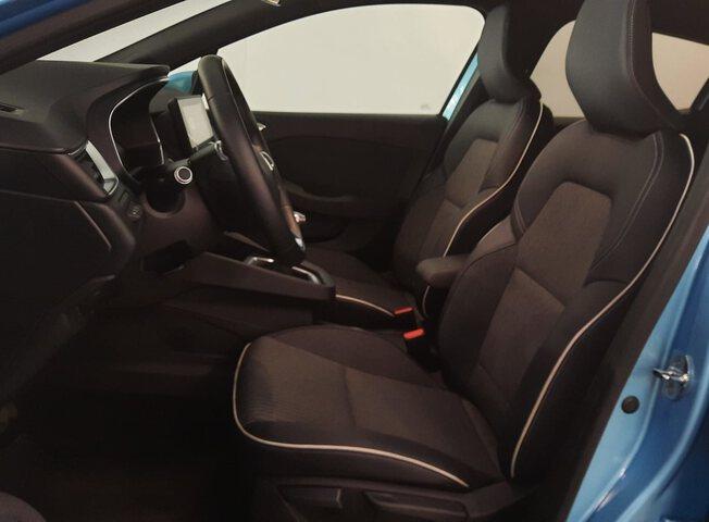Inside Clio Diesel  Azul Celadon