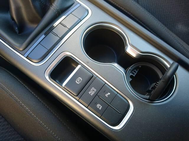 Inside Optima Diesel  Blanco