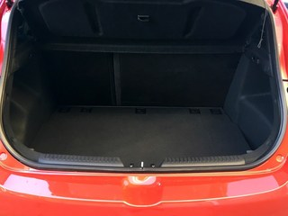 Inside i30 Diesel  Cool Red