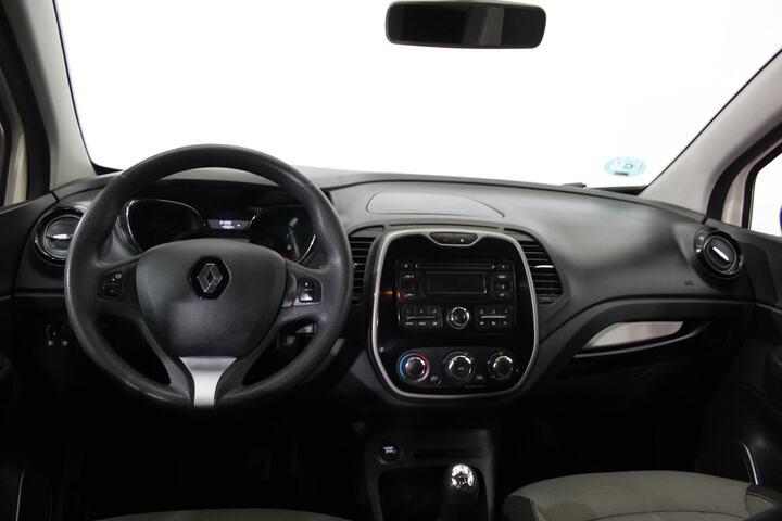 Inside Captur Diesel  Gris Platino