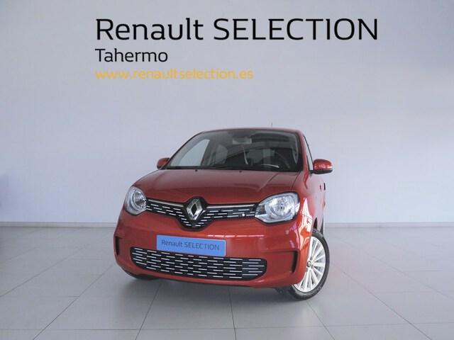 Nuevo Twingo E-Tech eléctrico  Naranja Valencia