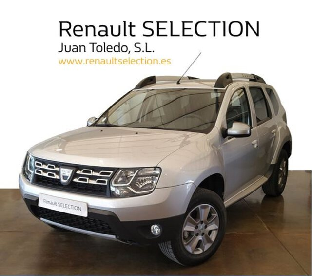 Duster  Gris Platino