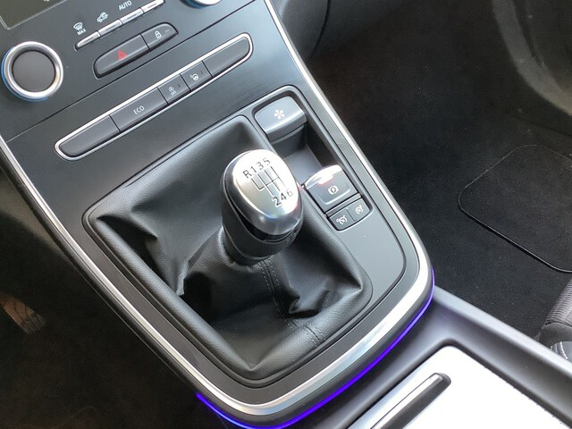 Inside Scénic Diesel  Gris