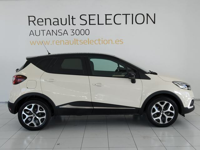 Outside Captur  BEIGE