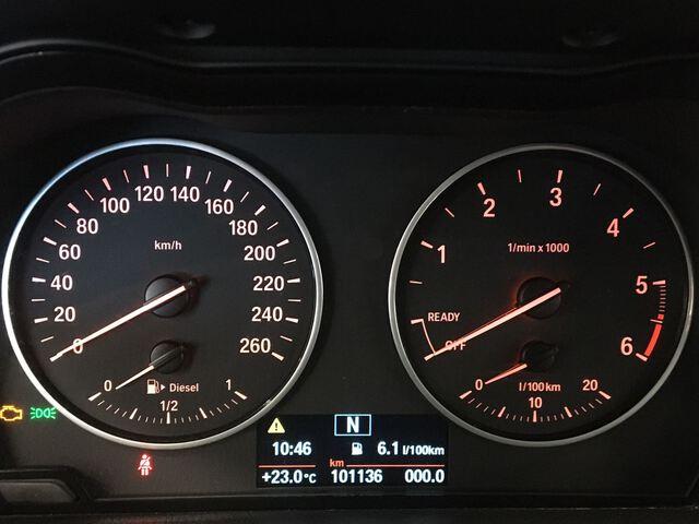 Outside Serie 2 F45 Active Tourer Diesel  NEGRO