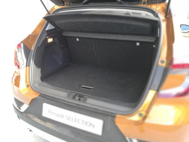 Inside Captur  Naranja Akatama