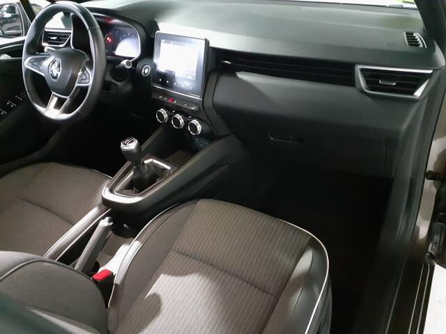 Inside Clio  Marron