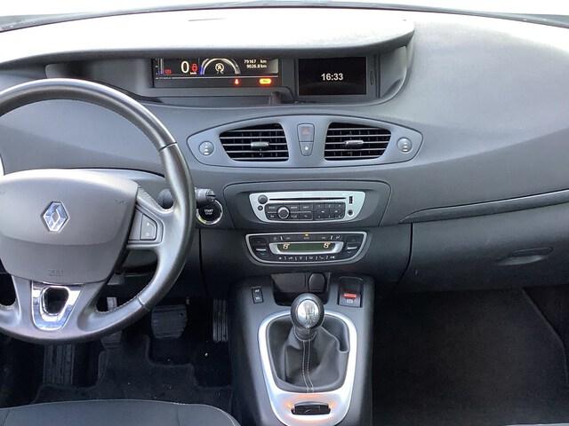 Inside Scénic Diesel  Gris Casiopea