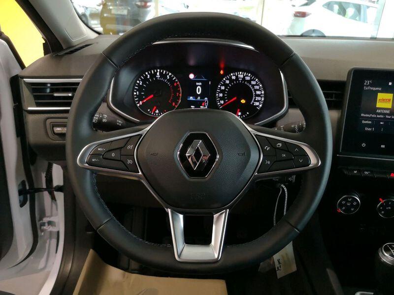 Außenausstattung Renault GLETSCHERWEISS       weiss