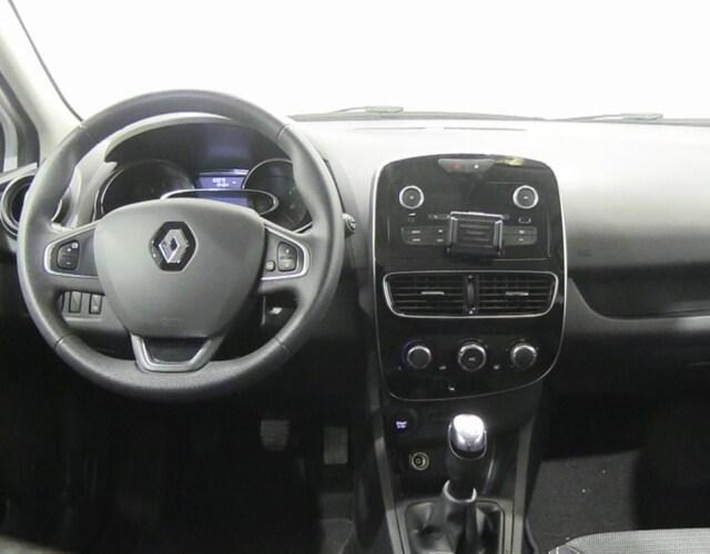 Inside Clio Diesel  Blanco Casablanca