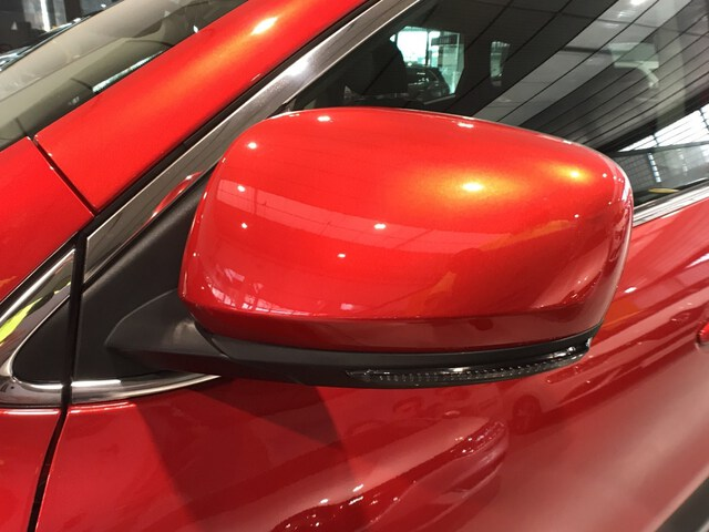 Inside Kadjar Diesel  Rojo Deseo