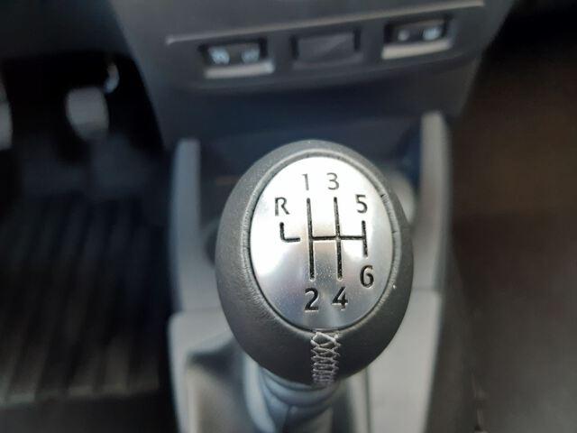 Inside Lodgy Diesel  Marrón Teide