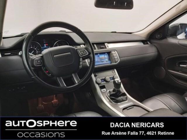 Extérieur Range Rover Evoque  blanc