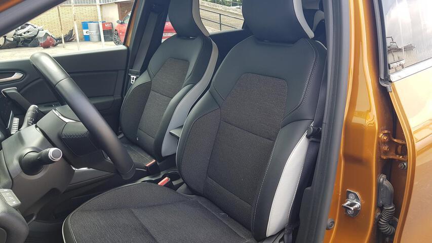 Inside Captur Híbrido Enchufable  Marron