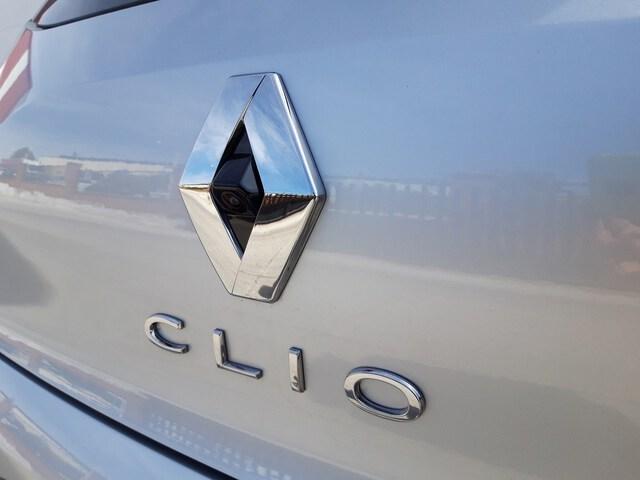 Outside Clio Diesel  Gris claro