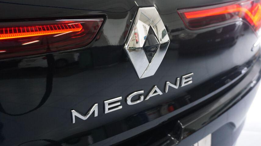 Outside Mégane Diesel  Negro Brillante