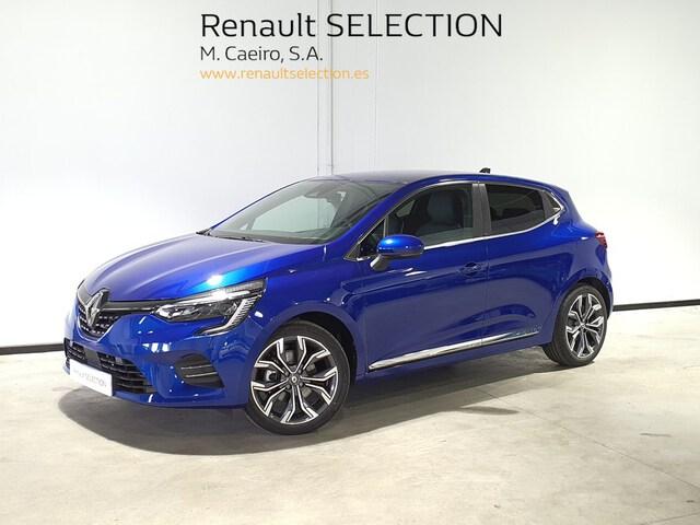Clio Híbrido  Azul