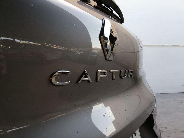 Outside Captur  Gris