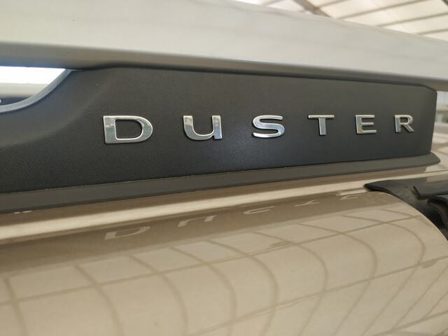 Inside Duster  BEIGE DUNA