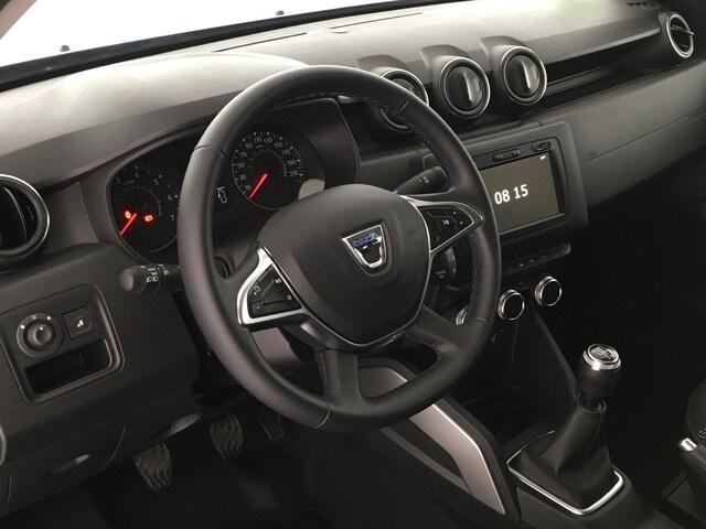 Inside Duster Diesel  Azul