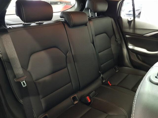 Inside QX30 Diesel  Graphite Shadow